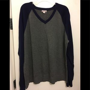 BEAND NEW Men Merona Knit Cotton Sweater. XL